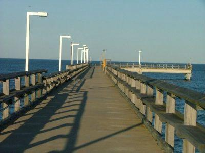Point lookout fishing pier the chesapeake today llc for Md fishing report point lookout