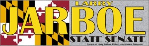 Larry Jarboe - Your vote is appreciated!