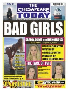 Now arriving on newsstands all over Southern Maryland