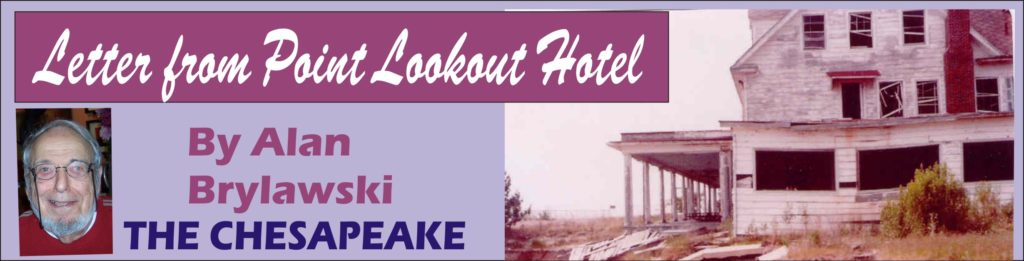 Letter from Pt Lookout Hotel