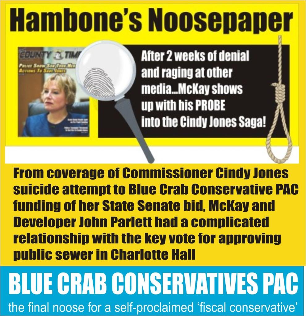 Blue Crab Cons Final Noose