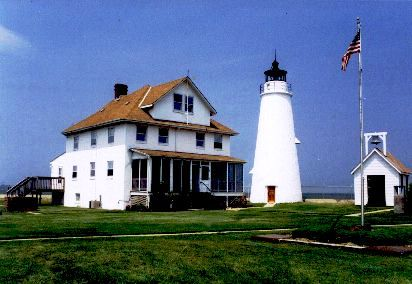 Cove Point Lighthouse now is available to rent for holidays and vacations. The Coast Guard automated the light.