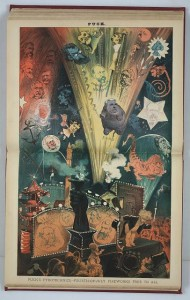 Fourth of July from Puck Magazine, New York City, NY 1900