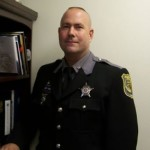 Queen Anne County Md. Sheriff Gary Hoffman