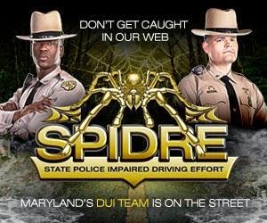 Maryland State Police Drunk Driving