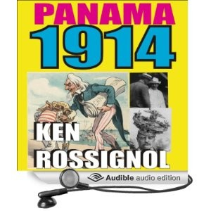 Panama 1914 available in paperback, eBook and audiobook. Click here to listen to free 5 min. sample.