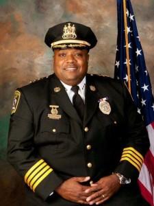 Pocomoke City Police Chief Kelvin Sewell.