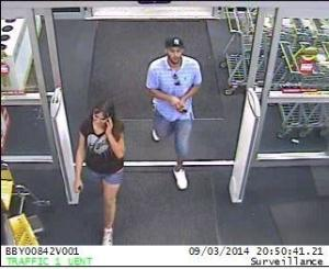 Dover Police need help identifying these suspects.