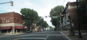 Pocomoke City downtown. THE CHESAPEAKE TODAY photo