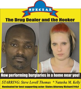 The Drug Dealer and the Hooker