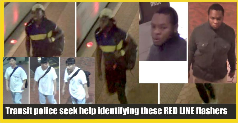 Red Line Flashers