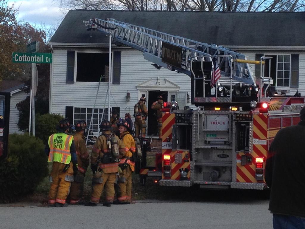 Fatal fire in Salisbury Friday Nov 28 2014 Salisbury Fire Dept. photos