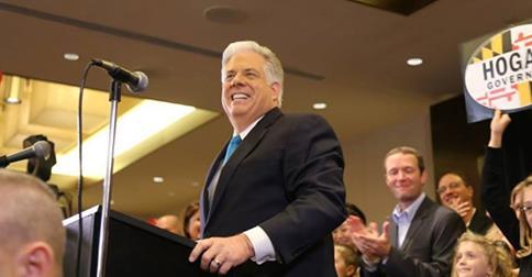 Maryland Gov. Larry Hogan