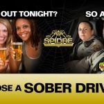 MSP choose a sober driver