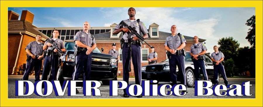 Dover Police Beat: Gunman Terrance Fletcher reported on streets; confronted and shot by Dover Police Officer