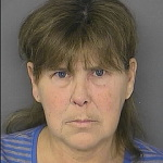 Barbara McGinnis arrested on drug charges.
