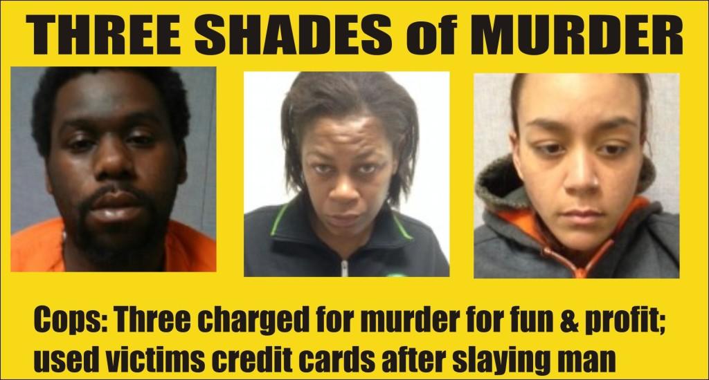 Three Shades of Murder