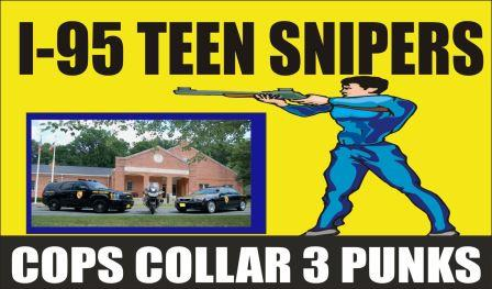 I 95 Teen Snipers