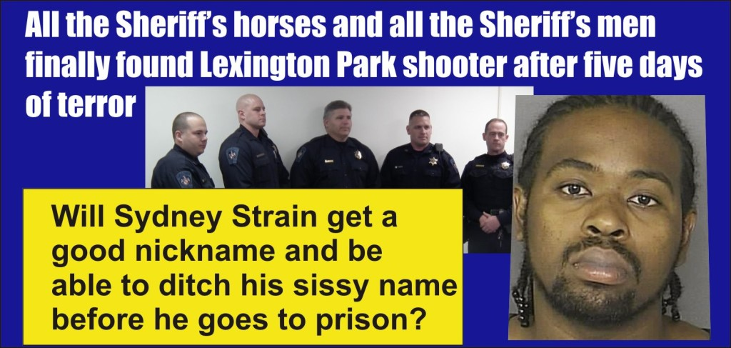 Sydney Strain just a thug by any other name