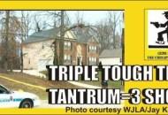 Triple Tough Teen Tantrum shooting Clinton Md WJLA
