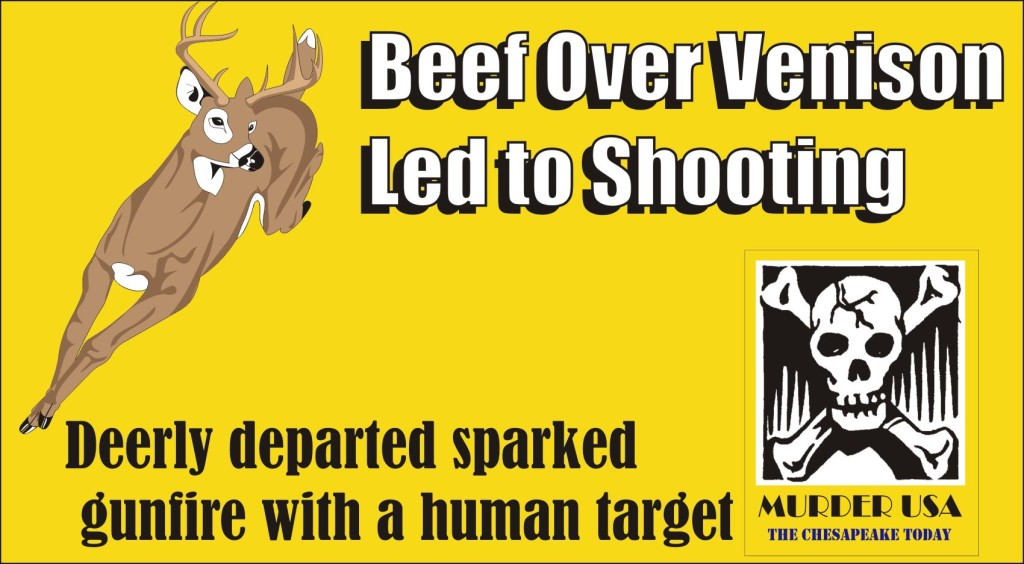 Beef over venison