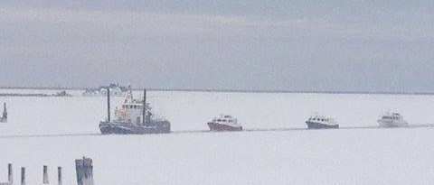 Ferry Boats Crisfield To Tangier Island