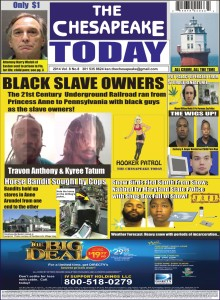 THE CHESAPEAKE TODAY December 2014