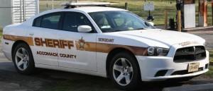 Accomack County Va Sheriff patrol car