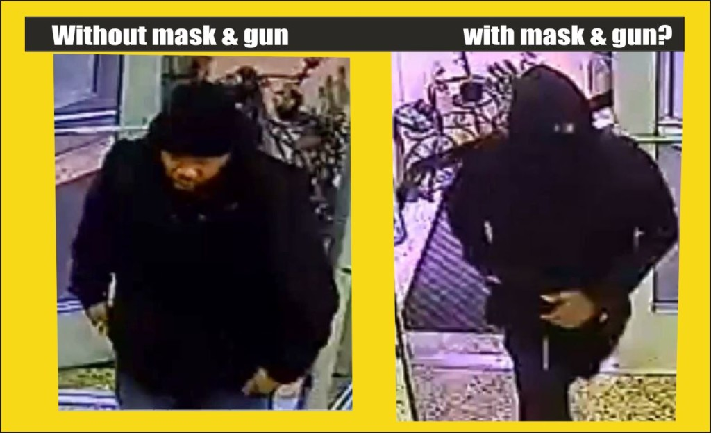 Armed Robber Dirtbag made Quick Stop Rob & Assault