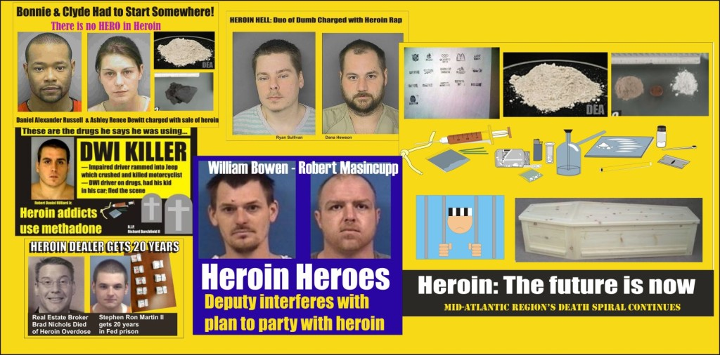 The Faces of Heroin
