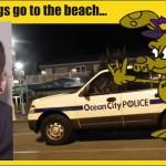 Austin Emerick gang visit Ocean City and steal ATM machine