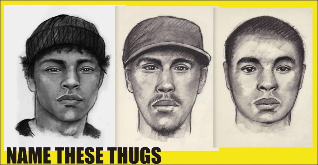 Name these thugs
