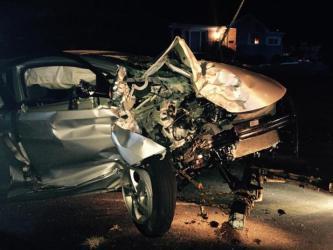 crash in Va. Beach photo by Dominion Power