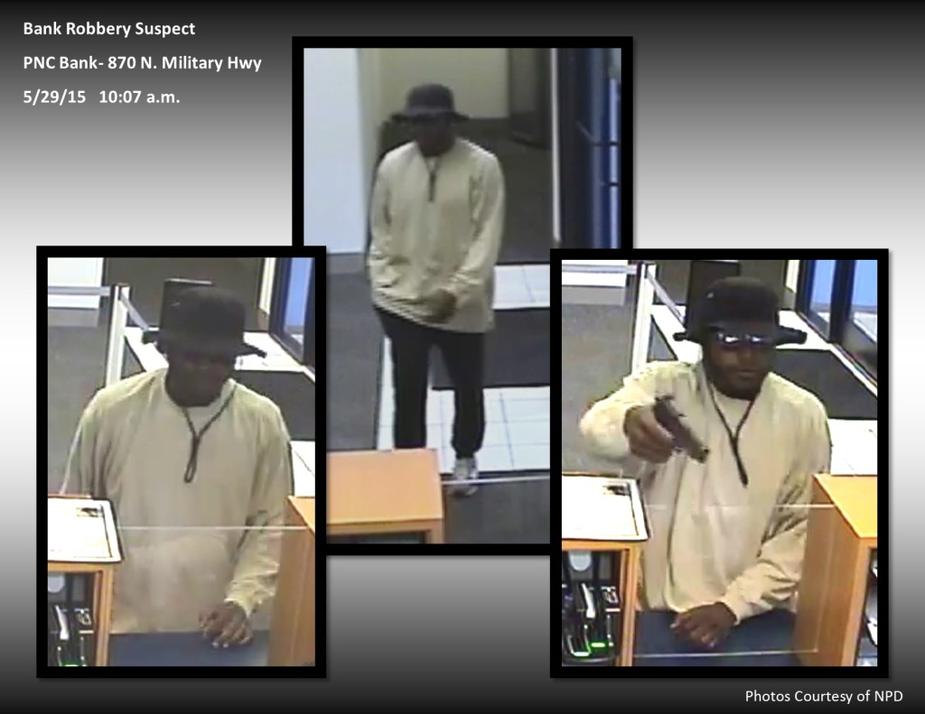 PNC Bank Release Photo Norfolk Police