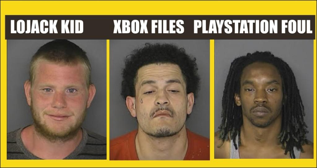 Three Thugs and Slugs