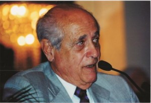 Maryland Governor Marvin Mandel maintained a prominent role in Maryland politics for decades. THE CHESAPEAKE TODAY photo