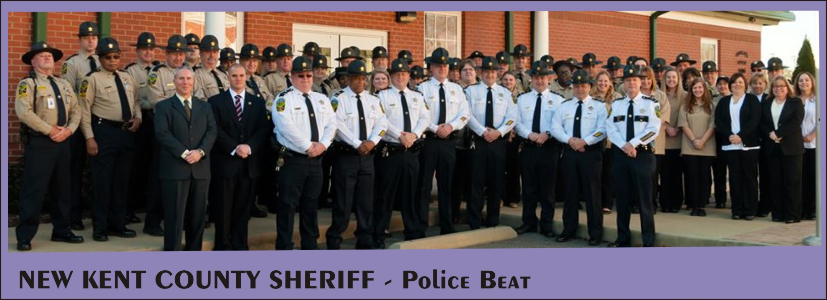 New Kent County Sheriff Police Beat