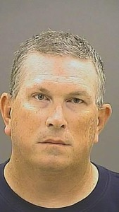 Wesley Cagle 13 year officer charged in shooting of Michael Johansen on Monument Balt PD