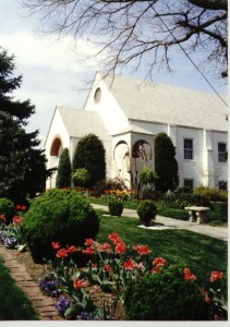 Church of the Ascension on Great Mills Road in Lexington Park, Md.