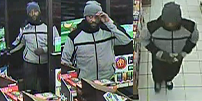 Wanted for armed robbery of store in Clinton PGPD