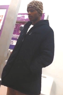 OUT TO PILAGE AND ROB FOR CHRISTMAS! Wanted for burglary of a store on Addison Road South PGPD