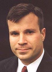 Allegany County States Attorney Michael Twigg