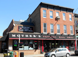 Mothers Federal Hill Grille robbery