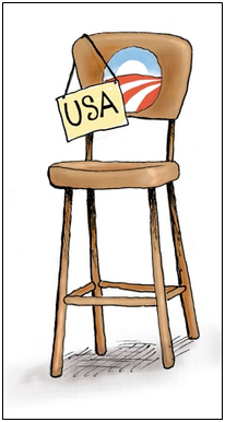 Clint Eastwood had it right  Obama's empty chair
