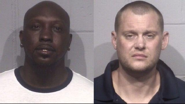 Eloyi Roach of Seaford Del and Ryan Steck of Berlin, Md. were with Weston and over 1500 bags of heroin