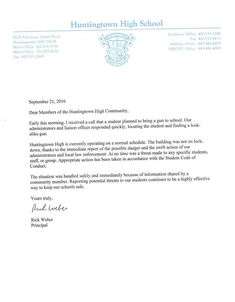 huntingtown-school-gun-report-from-principal-rick-weber