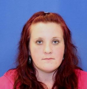 Crystal Marie Ringgold took her last dose of drugs at the Subway in Stevensville.