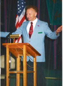 St. Mary's Sheriff Richard Voorhaar