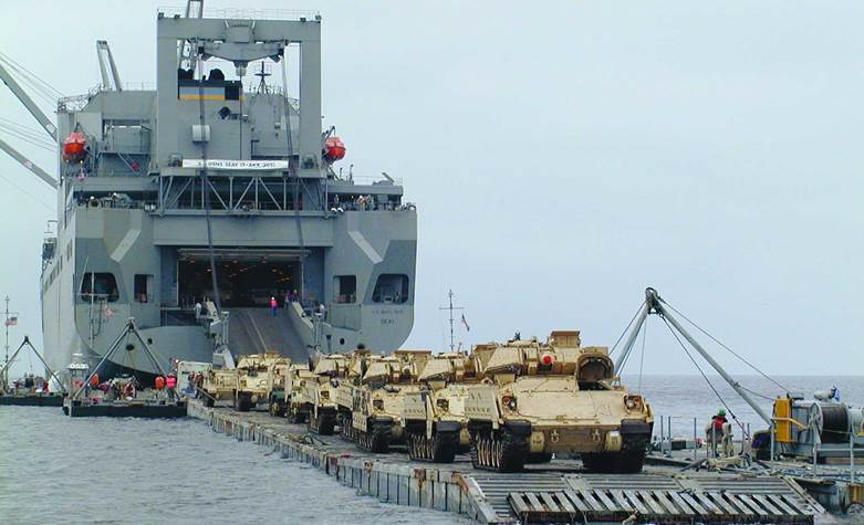 DVIDS - Images - Military Sealift Commands USNS Kanawha