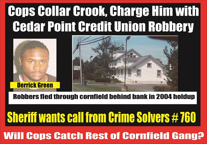 Southern maryland police beat the story of the bad luck Cedar credit